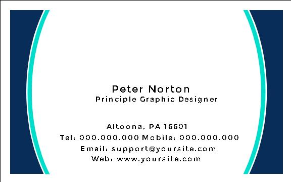 Contemporary Design Card