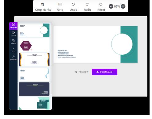 Design Your Envelope in Minutes